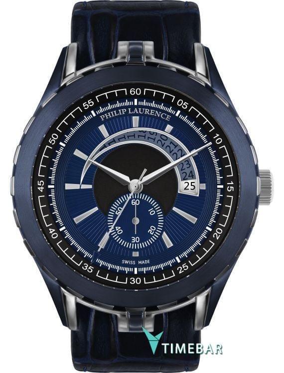 Часы Philip Laurence PG255ES3-43A, стоимость: 17280 руб.