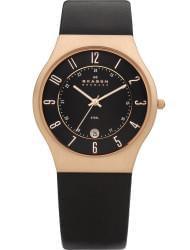 Наручные часы Skagen 233XXLRLB, стоимость: 9100 руб.