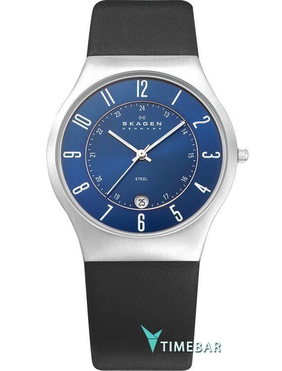 Наручные часы Skagen 233XXLSLN, стоимость: 5650 руб.