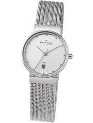 Наручные часы Skagen 355SSS1, стоимость: 9990 руб.