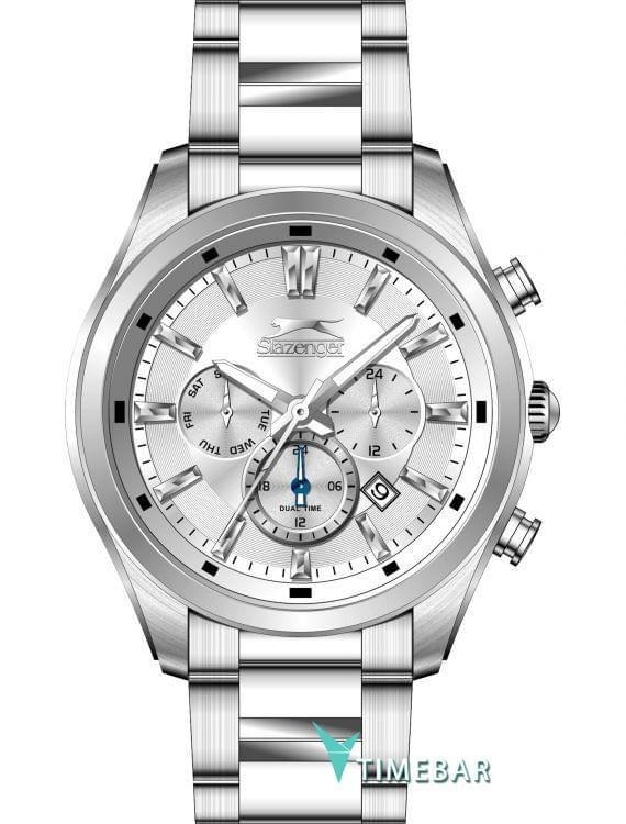 Наручные часы Slazenger SL.9.6148.2.03, стоимость: 5390 руб.
